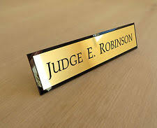 Office Desk Name Plate Desk Name Plate Ebay