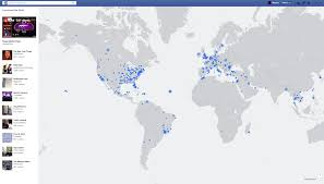 World Map Interactive by Facebook Launches Interactive Map For Live Video