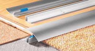 Door Bars For Laminate Flooring Carpet To Laminate Tile Edge Door Threshold Trim Carpet Vidalondon