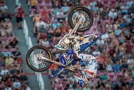 freestyle motocross deaths first fmx double frontflip in competition landed at inaugural