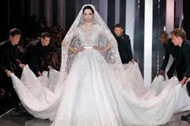robe de mariã e haute couture les robes de mariée haute couture automne hiver 2014 2015