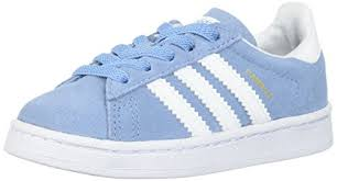 adidas originals light blue adidas originals baby cus el i ash blue white white 7 medium us