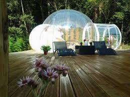 chambre bulles nuit en bulle spa privatif locations insolites chalets