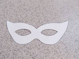Mask Template by Mardi Gras Mask Craft And Template Woo Jr Activities