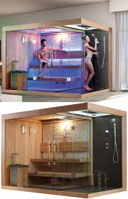 sauna shower combination showers decoration hs sr1388 sauna with steam shower family sauna bath wood sauna room