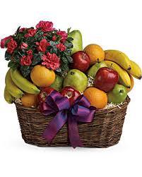 fruits and blooms basket fruits and blooms basket teleflora