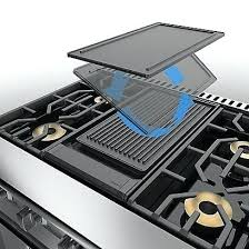 Viking Electric Cooktop Stove With Grill And Griddle U2013 April Piluso Me