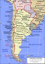 Conhecido map of chile and argentina - Google Search | Travel - Maps of the  &HX68