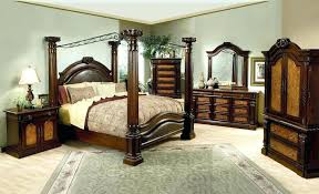 Black King Canopy Bed Black Canopy Bedroom Sets Awtomaty Club