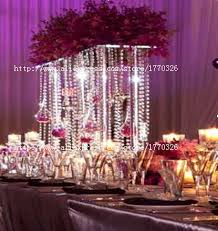 Diy Tall Wedding Centerpieces Stand For Flowers Picture More Detailed Picture About Free
