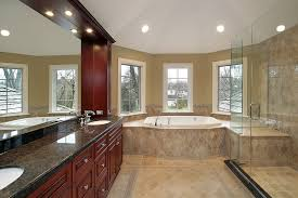 Tiled Bathroom Shower 57 Luxury Custom Bathroom Designs Tile Ideas Designing Idea