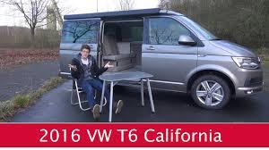 volkswagen california camper fahrbericht vw t6 california 2 0 tdi im test youtube