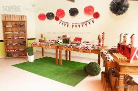 Soccer Theme Party Decorations Kara U0027s Party Ideas Soccer Themed Birthday Party Via Kara U0027s Party