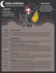 Fictional Resume Resume Vulfolaic