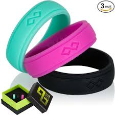 Silicone Wedding Ring by 97 Best Women U0027s Silicone Rings Images On Pinterest Wedding Bands