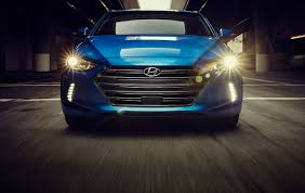 hyundai elantra daytime running lights hub hyundai katy 2017 hyundai elantra tech package highlights