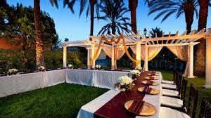 backyard wedding venues anaheim wedding venues near disneyland sheraton park hotel