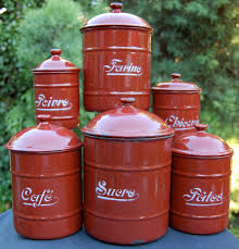 kitchen canisters french today u0027s treasure by jen the french canister set