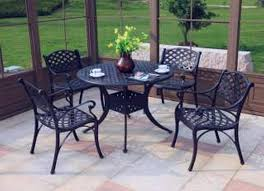 Wholesale Patio Dining Sets Patio Dining Sets Mesh Patio Furniture Plastic Outdoor Table And