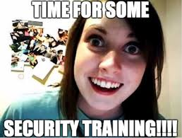 It Security Meme - 4 tricks to make a cybersecurity training a treat digital shadows