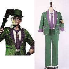 online get cheap batman riddler costume aliexpress com alibaba