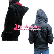 free shipping assassin creed iii desmond miles hoodie jacket coat