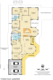 the gale floor plan 5 gale court lysterfield 3156 vic house for sale
