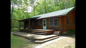 log home for sale bass lake home log home for sale oconto county wi youtube