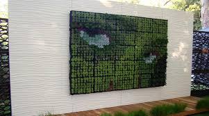 vertical garden gallery o2 plantwalls
