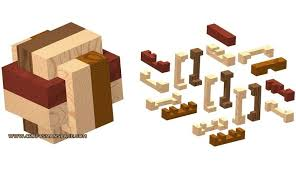 Wooden Toy Plans Free Pdf by Free Mechanical 3d Puzzles