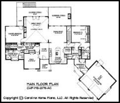 one floor home plans midsize craftsman house plan chp ms 2379 ac sq ft midsize