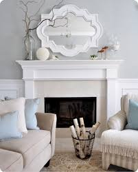 simple mirrors over fireplace mantels home design wonderfull
