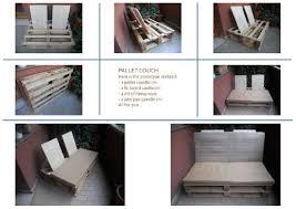comment fabriquer un canap en bois de palette comment faire un canapé avec des palettes en utilisant des points d