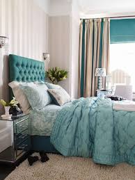 blue bedroom idea with comfortable space design amaza design