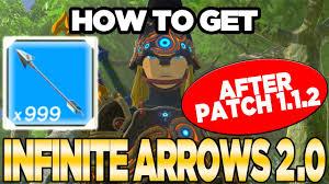 Arrow Of Light Patch New Infinite Arrows Farming Glitch Patch 1 1 2 Arrow Farming