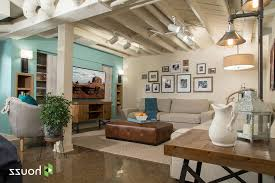 detroit houzz area rugs basement transitional with wood media