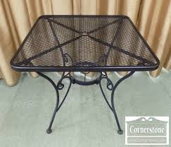 Outdoor Furniture Baltimore by Black Metal Patio Table Baltimore Maryland Furniture Store