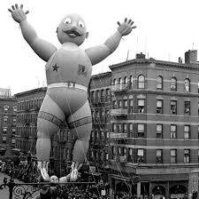 thanksgiving day 1992 macy u0027s thanksgiving day parade balloons through the decades