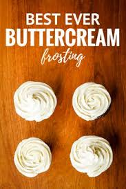 the best whipped frosting recipe a fluffy vanilla frosting with a