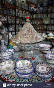 decorative moroccan pottery including tagines plates for sale in