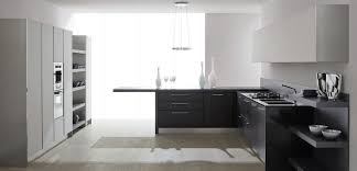 black modern kitchens awesome corner wall oven photo