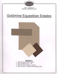 gee approved exterior colors