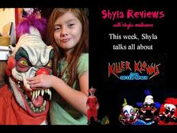 Killer Klowns Outer Space Halloween Costumes Shyla Reviews Ep 02 Killer Klowns Outer Space