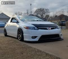 honda mb 2008 honda civic mb wheels battle air lift performance bagged