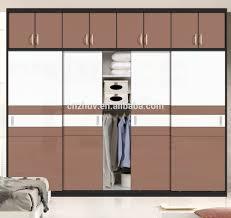 wholesale wood wardrobe glass sliding online buy best wood