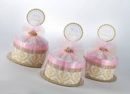 pink and gold baby shower decorations three princess pink gold damask mini