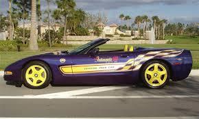 1998 corvette pace car for sale 1998 chevrolet corvette indy pace car convertible 40143