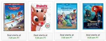 amazon black friday blu ray lightning deals animated kids movies as low as 1 96 shipped black friday amazon