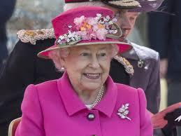 Queen Elizabeth by Queen Elizabeth Prince Philip Delay Traditional Christmas Travel