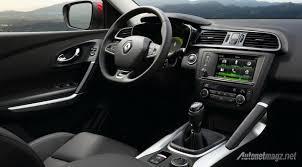 new renault kadjar renault kadjar interior autonetmagz